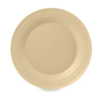 Mikasa® Swirl 11-Inch Dinner Plate in Tan