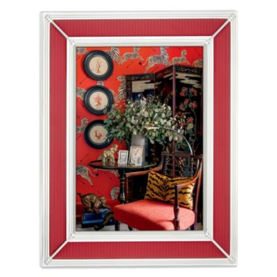 Scalamandre by Lenox® Arrow 5-Inch x 7-Inch Picture Frame