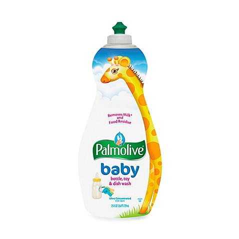 Buy Palmolive 174 25 Ounce Ultra Baby Bottle Toy And Dish