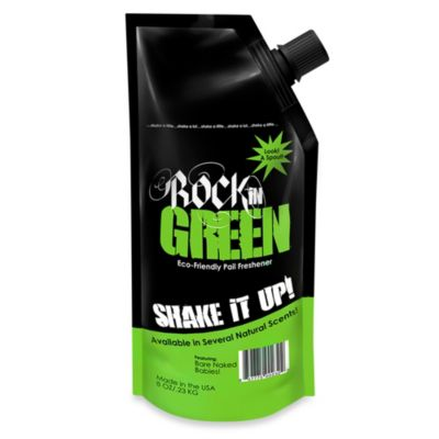 Rockin Green 8-Ounce Shake It Up Pail Freshener in Motley Clean Scent