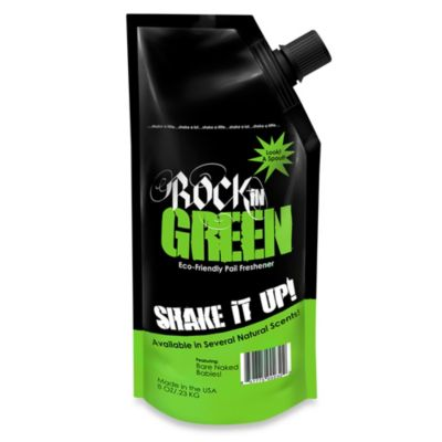 Rockin Green 8-Ounce Shake It Up Pail Freshener in Bare Naked Babies Scent