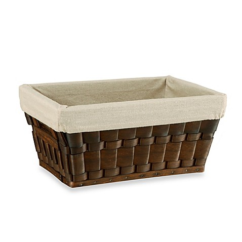 Neu Home Wood Chip Baskets