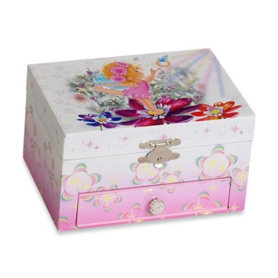 Mele & Co. Ashley Musical Ballerina Jewelry Box