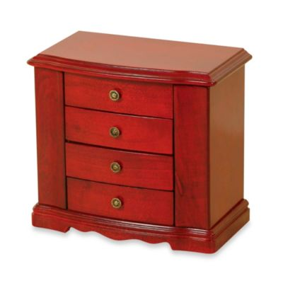 Cherry Jewelry Boxes & Storage