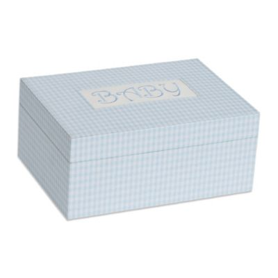Mele & Co. Darby Baby Memories Keepsake Box