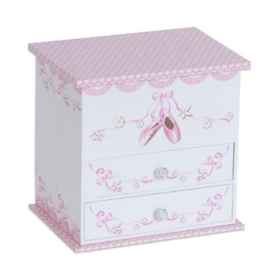 Mele & Co. Angel Musical Ballerina Jewelry Box