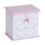 Mele & Co. April Musical Ballerina Jewelry Box