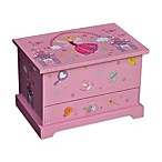 Mele & Co. Kerri Musical Ballerina Jewelry Box