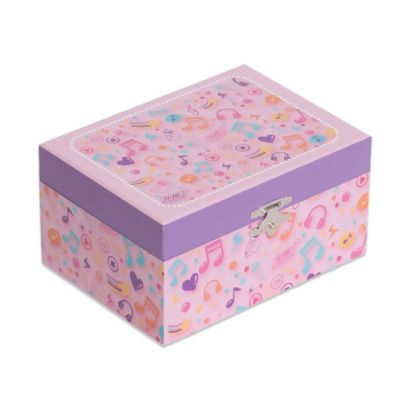 Mele & Co. Belle Recordable Jewelry Box