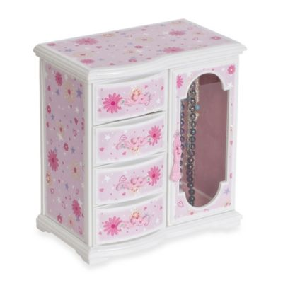 Mele & Co. Hyacinth Musical Ballerina Jewelry Box