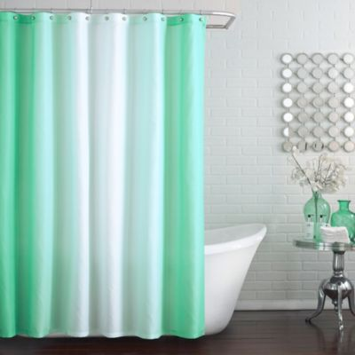 Blaire 54-Inch x 78-Inch Shower Curtain in Aruba
