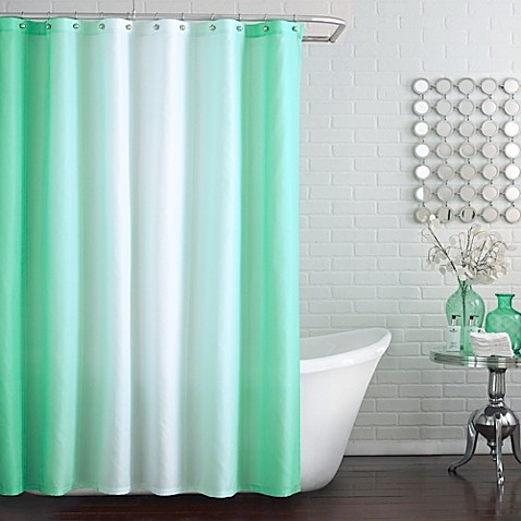 buy blaire 72 inch x 84 inch shower curtain in aruba from bed bath beyond. Black Bedroom Furniture Sets. Home Design Ideas