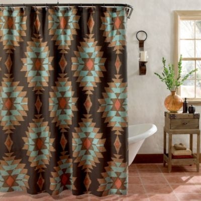 Suba 54-Inch x 78-Inch Shower Curtain