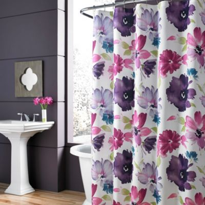 72 x 72 J. Queen Shower Curtain