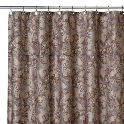 Bella 72-Inch x 84-Inch Shower Curtain