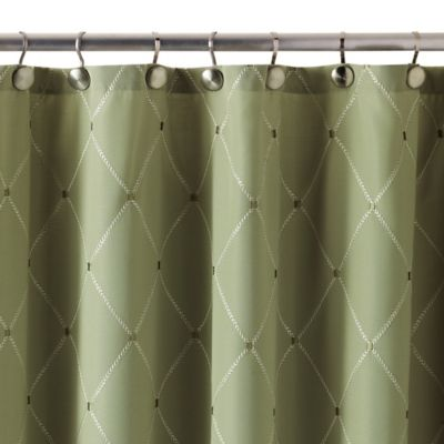 Green Shower Curtain Bed Bath Beyond