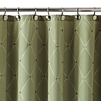 Wellington 70-Inch x 72-Inch Shower Curtain in Green