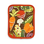 Veggie Cans Print Pot Holder