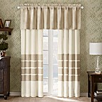 Sellick Window Valance in Tan