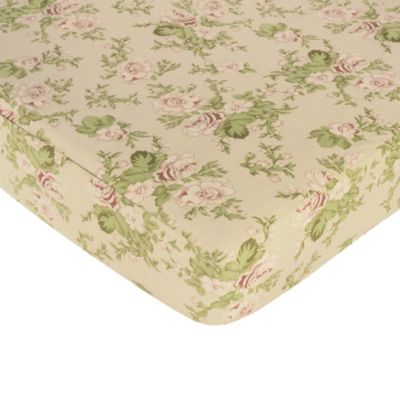 Sweet Jojo Designs Annabel Crib Sheet