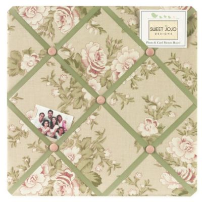 Sweet Jojo Designs Annabel Memo Board