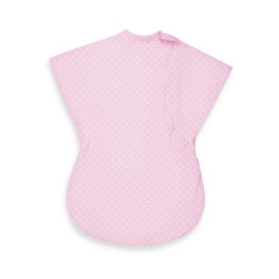 Summer Infant® Large ComfortMe™ Wearable Blanket in Pink Dot