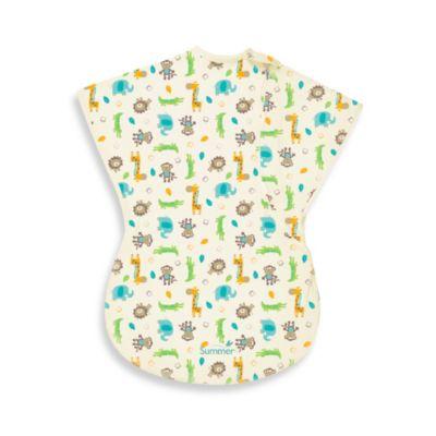 Summer Infant® Large ComfortMe™ Wearable Blanket in Safari