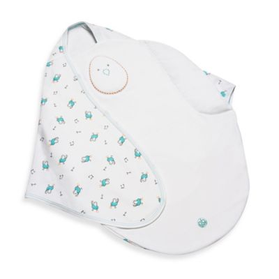 Nested Bean Zen Swaddle™ Premier Size 0-6M in Songbird
