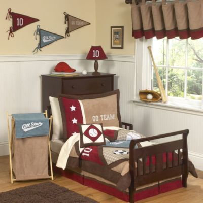 Boy's Sports Bedding