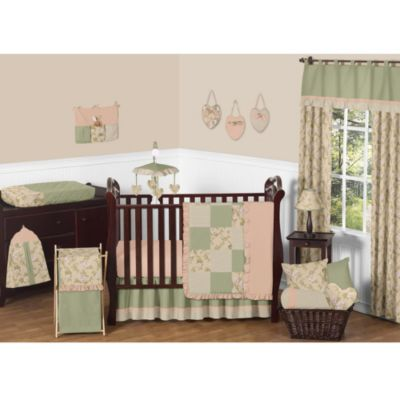 Sweet Jojo Designs Annabel 11-Piece Crib Bedding Set