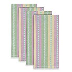 Garden Stripe Woven Napkin (Set of 4)