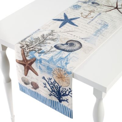 Avanti Antigua 72-Inch Table Runner