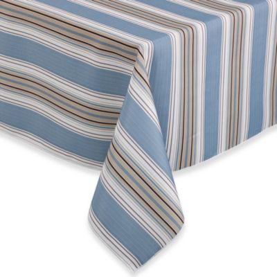 Mercer Stripe Tablecloth
