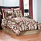 Calvin Lattice 8-Piece Comforter Set