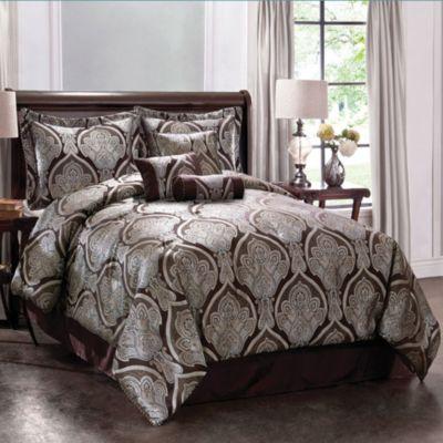 Colorful Queen Comforter Set