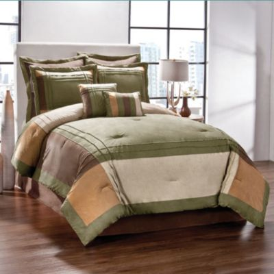 Greenwood Collection 8-Piece Comforter Set