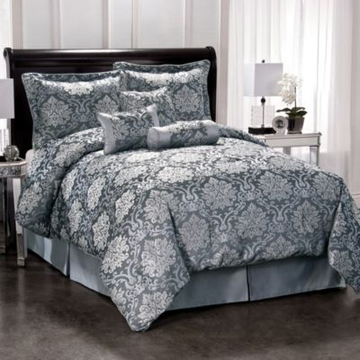 Pearl Street Silver King Comforter Set