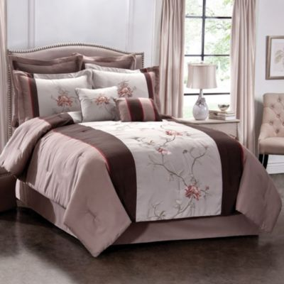 Regal Vine King Comforter Set