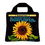 Design House LA™ Sunflower Reusable Shopping Bag (Set of 2)