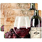 Design House LA Hardbacked Cork Placemats (Set of 2)