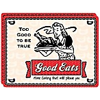 Design House LA™ Good Eats Hardboard Placemats (Set of 2)