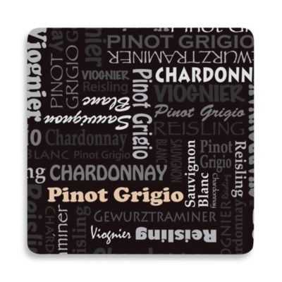 Design House LA™ Hardboard Coasters
