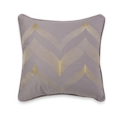 White/Sage Throw Pillows