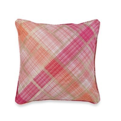 Gwen Square Throw Pillow