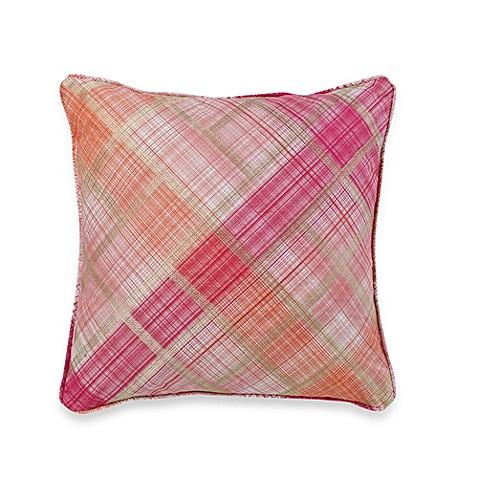 Gwen Square Throw Pillow - Bed Bath & Beyond