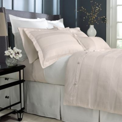 Charisma Isabella King Duvet Cover in Blush