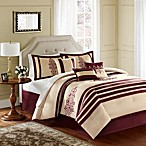 Madison Park Felicity 7-Piece Comforter Set