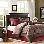 Madison Park Talbot 7-Piece Comforter Set