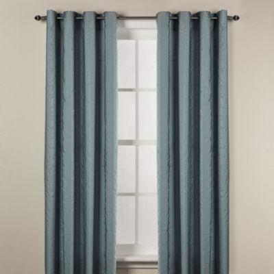 Striped Linen Window Curtains