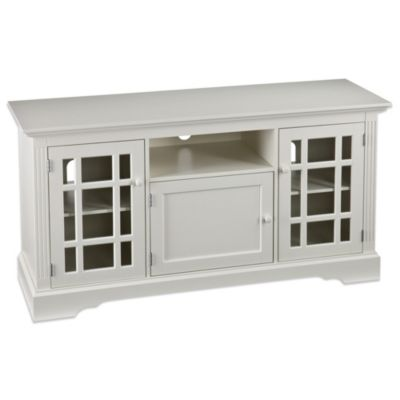 Cullerton TV/Media Stand in Off White